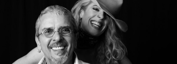 Bobby Whitlock with CoCo Carmel