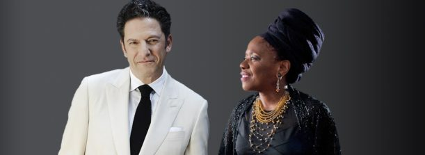 John Pizzarelli Trio featuring Catherine Russell