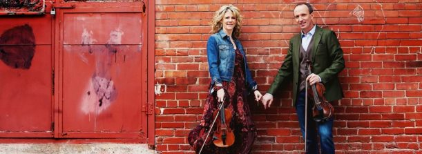 """Natalie MacMaster & Donnell Leahy """"Visions from Cape Breton and Beyond"""""""